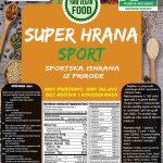 SUPER HRANA – SPORT