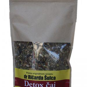 Čaj detox