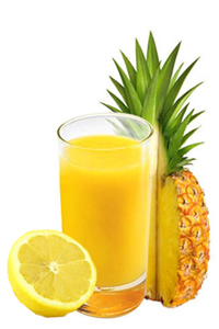 sok od ananasa i citrusa