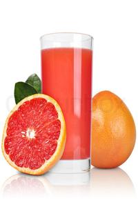 sok od grejpfruta i pomorandze