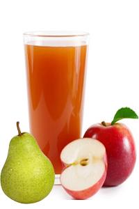 sok od jabuke i kruske