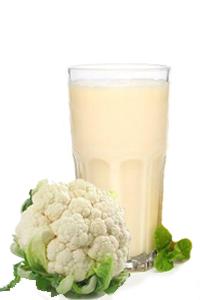 sok od karfiola